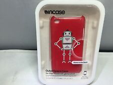Incase - Outer Space hard shell Case for Apple Ipod Touch 4th-generation - Red