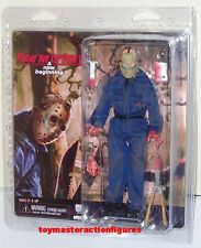 "NECA RETRO 8"" FRIDAY THE 13th A NEW BEGINNING JASON VOORHEES FIGURE In Stock"