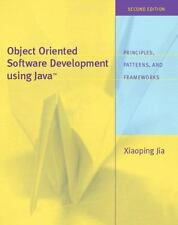 Object Oriented Software Development Using Java by Xiaoping Jia (2002,...