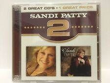 Falling Forward / Songs For The Journey - Sandi Patty (2CD, 2011)