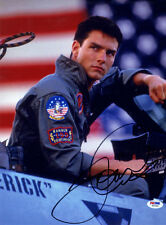 Tom Cruise SIGNED 11x14 Photo LT Maverick Mitchell Top Gun PSA/DNA AUTOGRAPHED