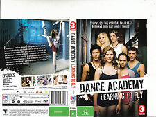 Dance Academy:Learning To Fly:1-2010/13-TV Series USA-5 Episodes-DVD