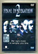 FINAL DESTINATION 2 # Eagle Pictures DVD-Video 2003