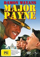 Major Payne NEW R4 DVD