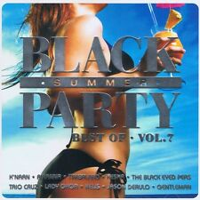 Black Summer Party - Best of - Vol.7 - Neu 2 CDs Lady Gaga Rihanna Stromae Drake