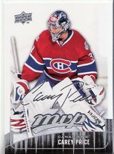 2009-10 Upper Deck MVP # 141 Carey Price