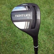 Adams Golf Tight Lies 3 Wood 16 Degree Stiff Flex Bassara Mitsubishi Rayon Shaft
