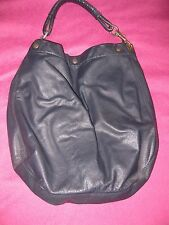 Tuscans womens leather hobo bag.  Made in Italy.