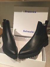 New **Proenza schouler** Black Ankle Boots Size 39.5 - $850
