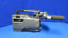 Sony DVW-709WS Digital Betacam Camera w/BVF-V20W 16/9 Viewfinder