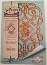 Spellbinders Designer Series Wedding Collection Swirling Grace S6-077