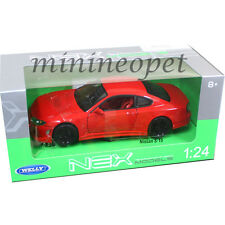 WELLY 22485 NISSAN SILVIA S15 200 SX RHD 1/24 DIECAST MODEL CAR RED