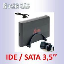 """Boitier Externe pour disque dur 3,5"""" IDE / ATA et SATA - Boitier combo  PC MAC"""