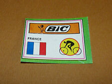 N°11 A BIC FRANCE PANINI SPRINT 71 CYCLISME 1971 WIELRIJDER CICLISMO CYCLING