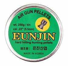 Eun Jin .22 Cal 28.4 Grains Domed 125ct