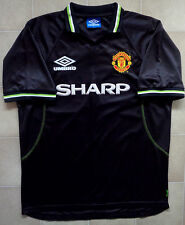 Authentic Umbro Manchester United 98/99 Third Jersey, Mens XL, Great Condition.