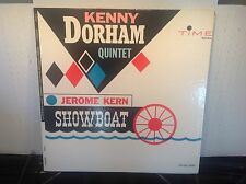 KENNY DORHAM - Plays Showboat ~TIME 52024 {orig fold open} w/Garrison  VERY RARE