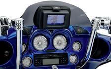 Klock Werks Nav Bag Device GPS Storage Batwing Fairing Windshield Harley KWBAG1