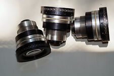 1 RARE Rodenstock TV-Heligon WIDE 50mm F1-F0.95 FULL FRAME & MEDIUM X-RAY LENS