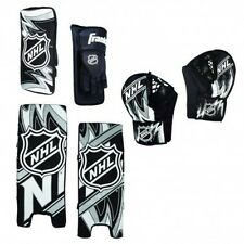 Youth Goalie Hockey Pads Kit Starter Set Kids New Equipment Pads Gloves Blocker