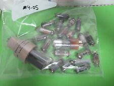 LOT VACUUM TUBES HAMMARLUND SP-600 JX-16 HAM VINTAGE RADIO BIN#M4-05