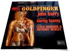 Goldfinger  Soundtrack 1964 James Bond 007  UAS-5117  Stereo Purple Orange Label