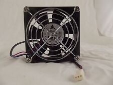 Delta Electronics DC Brushless 3-Pin 80x80x25mm Cooling Fan AFB0812SH 2A S