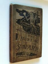 "RARE  FIRST EDITION 1876, LEWIS CARROLL  "" THE HUNTING OF THE SNARK"""