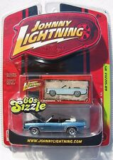 JOHNNY LIGHTNING 60s SIZZLE 1969 CHEVY CAMARO SS CONVERTIBLE #2