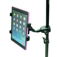 Compact Quick Fix Musica / mic Stand Tablet Holder per Apple iPad Air & Pro 9.7