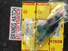 4x Ford RS Sierra Cosworth Bosch 803 Dark Green Injectors 0280150803 - NEW BOSCH