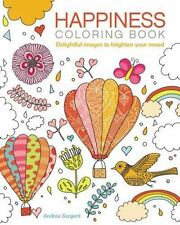 Happiness Coloring Book: Delightful images to brighten your mood (Chartwell...