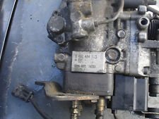 pompe injection fiat punto 1.7l turbo diesel de 1999
