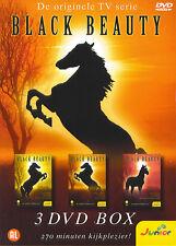 Black Beauty (3 DVD)