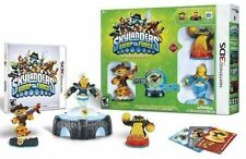 SKYLANDERS SWAP FORCE STARTER PacK w/Rattle Shake/Ranger/Eruptor 3DS NEW