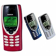 Brand New Original Nokia 8210  Six Colors Unlocked Mobile Phone Cell Phone Sim