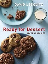 READY FOR DESSERT [9781607743651] - MAREN CARUSO DAVID LEBOVITZ (PAPERBACK) NEW