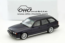 BMW E34 M5 Touring Year 1994 dark purple metallic 1:18 OttOmobile