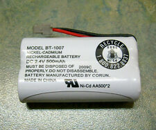 NEW! Genuine Uniden BT-1007 OEM Rechargeable Battery