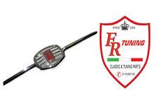 FREGIO ANTERIORE FIAT 500 F IN PLASTICA CROMATA
