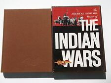 The INDIAN WARS American Heritage Book