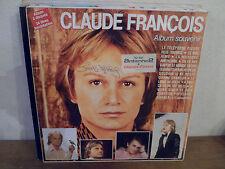 """2 LP 12"""" CLAUDE FRANCOIS - Album souvenir - VG+/VG+ - CBS - 450519 1 - HOLLAND"""