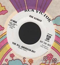 (Hear) Don Bowman Rockabilly M- 45 (All American Boy)
