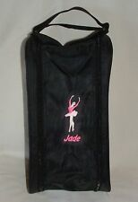 Personalised Dance / Ballet Shoe Bag - Embroidered