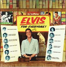 Elvis Presley - ELVIS FOR EVERYONE  - FTD 129 New / Sealed CD