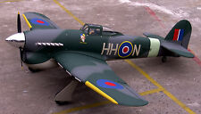 Hawker Typhoon War Birds ARF RC Plane