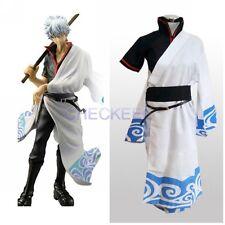 Gintama Sakata Gintoki Cosplay Costume