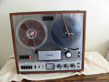 Vintage Teac Model A-1500 Reel-to-Reel Tape Recorder