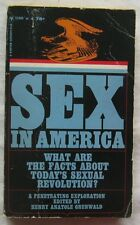 Sex In America What Are The Facts Grunwald Paperback 1964 Bantam S2895