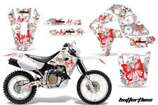 Honda Graphic Kit AMR Racing Bike Decal XR 650R Decal MX Parts 00-10 BUTTERFLY R